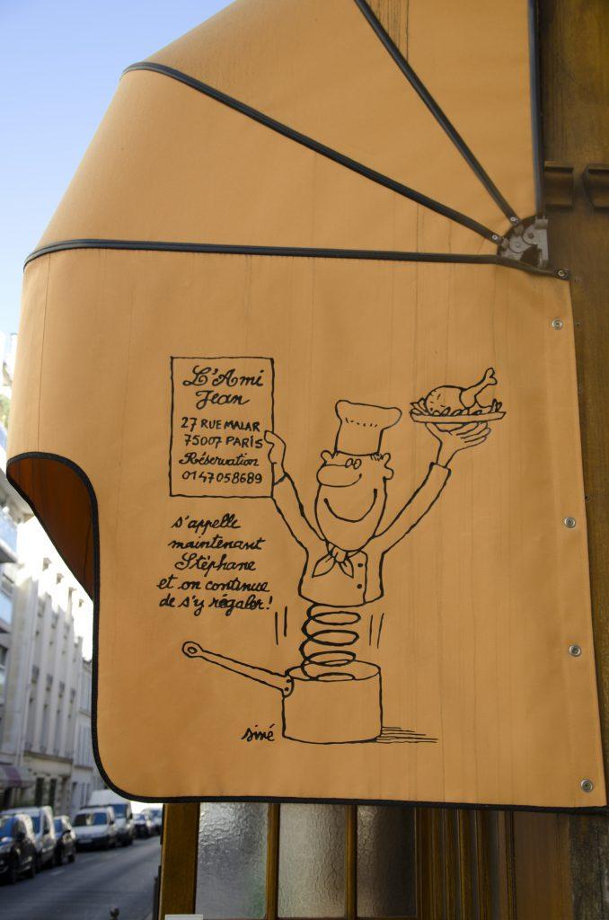 5 favourite places to eat and drink in Paris L'Ami Jean Bistro, Paris