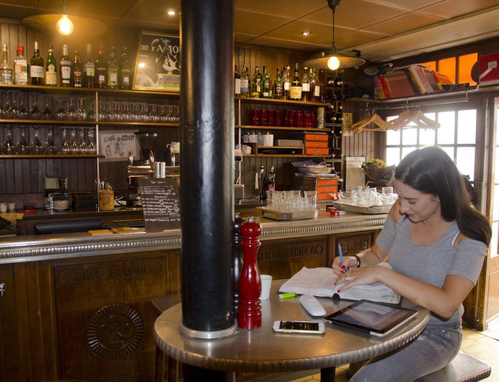 5 favourite places to eat and drink in Paris - L'Ami Jean Bistro, Paris